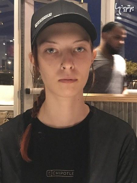 زنی که از ظرفشویی در رستوران به هفته مد نیویورک راه یافت