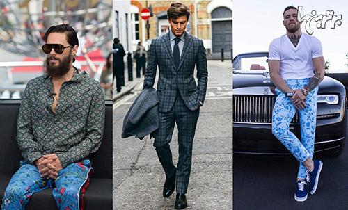 ترفندهای لباس پوشیدن برای آقایان لاغر اندام