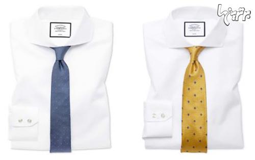 راهنمای ست کردن کراوات با پیراهن مردانه