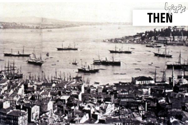تغییرات شگفت انگیز و باورنکردنی شهرها به مرور زمان