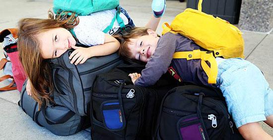 33 مورد ضروری برای سفر با بچهها(2)