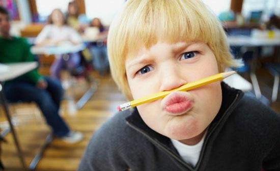 هدف بچه ها، به گریه انداختن معلمها