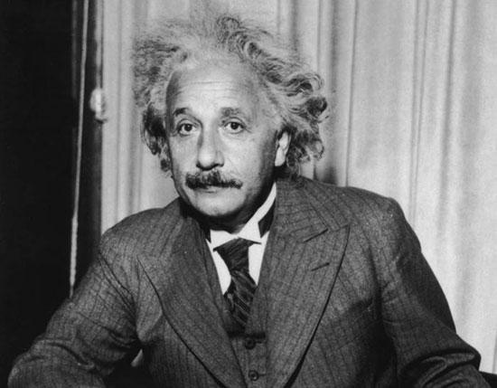 ۱۰ نکته جالب در مورد آلبرت انیشتین