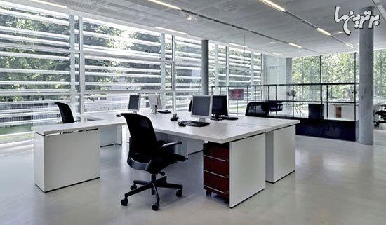 نکاتی درباره دکوراسیون دفتر کار