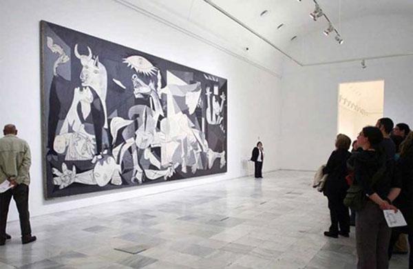 گرنیکا، شاهکار هنری پیکاسو اسطوره کوبیسم در قرن بیستم