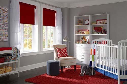 اتاق بچههای باهوش چه رنگی است؟
