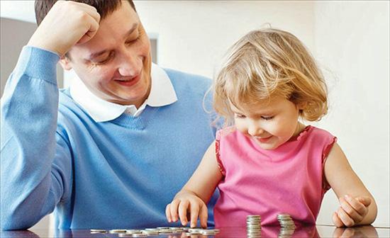 یواشکیهای مالی والدین