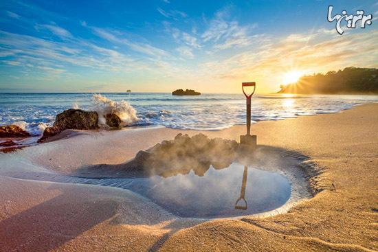 سواحل منحصر به فردی که ارزش سفر دارند