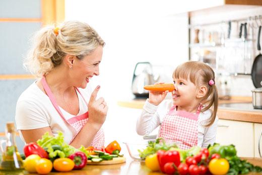 9 فرمان درمان بدغذایی بچهها