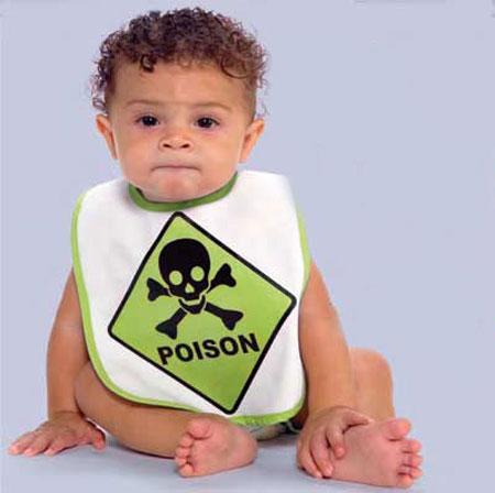مواد شیمیایی و ترکیبات شیمیایی چطور سلامت کودکتان را تهدید میکند