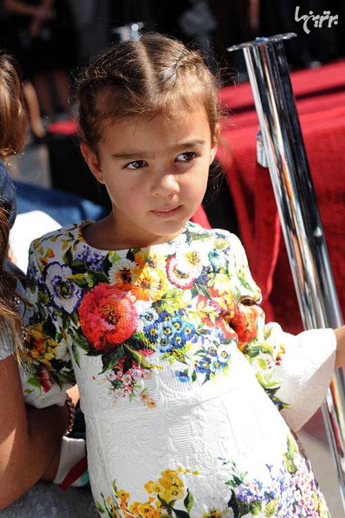 خوشاستایل ترین کودکان هالیوود را بشناسید