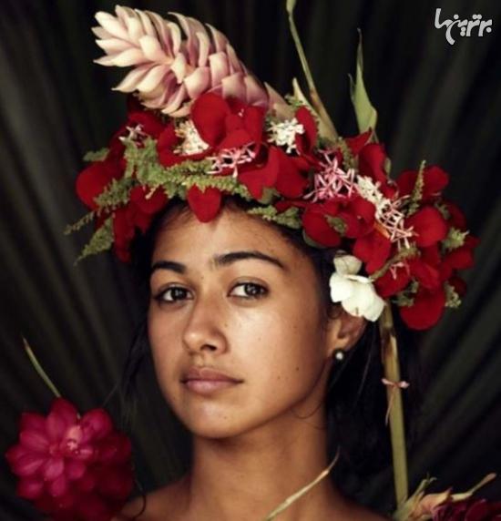 تصاویر جالب از مردم دورافتاده ترین قبیله های دنیا