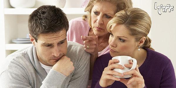 چگونه رابطهی بهتری با خانوادهی همسرتان داشته باشید