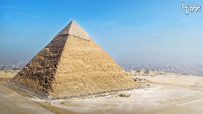 عجایب هفتگانه دنیای باستان در زمان خودشان چه شکلی بودند؟
