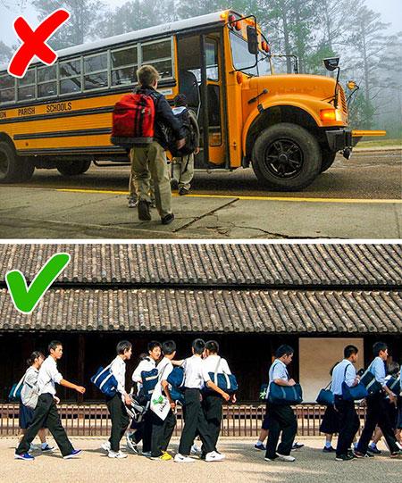 چرا کودکان شرق آسیا، سالمترین کودکان جهان اند